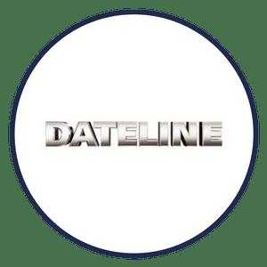 Framed Dateline NBC Logo