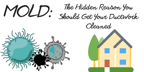 Hi Tech Sept 2018 Blog - Mold - The Hidden Reason to Clean Your Ducts